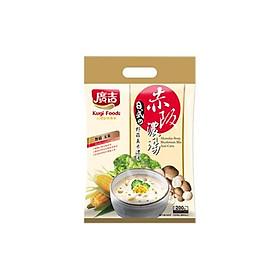 Súp ngô và nấm dại Kugi Foods - 10 gói/ túi (x2)