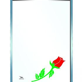 Gương sơn màu hoa văn Hoàng Thiện HT 8803