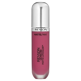 Revlon Ultra High Definition Matte Lip Color Temptation