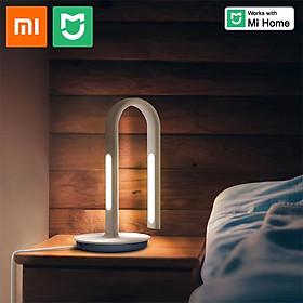Đèn bàn Philips Đèn bàn LED 2S Đèn chiếu sáng nguồn sáng kép Ra90 Điều khiển thông minh có thể điều chỉnh độ sáng Hoạt động với Mi Home