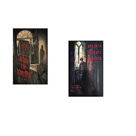 Combo 2 cuốn sách: Lời hứa của bóng đêm + Máu thời gian