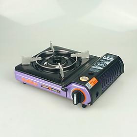 Bếp Ga Chống Nổ Mini Namilux (có mẫu mới)  Van An Toàn 2 Cấp -Hàng Chính Hãng (Giao Màu Ngẫu Nhiên)