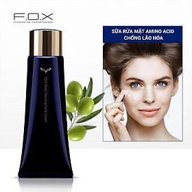 Sữa Rửa Mặt Tạo Bọt Siêu Mịn Làm Sạch Sâu F.O.X Deep Cleansing Facial Cream 120ml