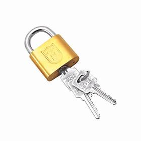 [CHÍNH HÃNG] Khoá treo đồng bấm Việt - Tiệp Cao cấp - Chống trộm | Mã SP: 0152 MB - 0145 MB - 0138 MB