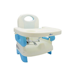 Ghế ăn dặm gấp gọn cho bé Royal care 0820-RC-518 - phù hợp với bé ăn dặm truyền thống, kiểu Nhật và BLW