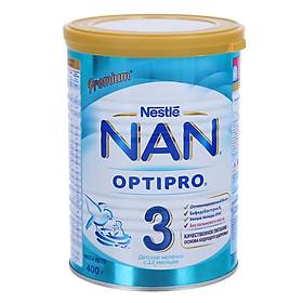 Sữa Bột Nestlé NAN Nga Optipro 3 (400g)  12-18 tháng