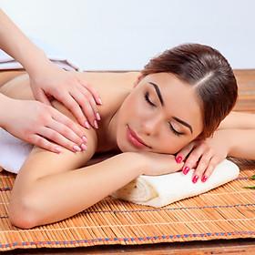 TMV Quốc Tế Dowha - 90 Phút Massage Trị Liệu Cổ Vai Gáy Bao Gồm Xông Hơi Không Giới Hạn