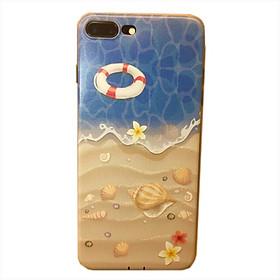 Ốp lưng iPhone 8 plus/ 7 plus OU Beautiful Sea 7 - Hàng nhập khẩu