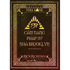 Sách - Cẩm nang pháp sư nhà Brookylyn