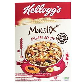 Ngũ Cốc Ăn Sáng Kellogg's Mueslix Orchard Beauty  375g