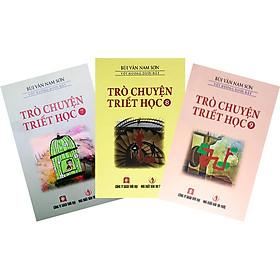 Combo 3 Cuốn: Trò Chuyện Triết Học Tập 7,8,9 (Tái Bản)