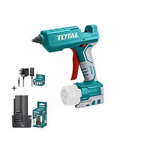 Súng bắn keo dùng pin Lithium-S12 TOTAL TGGLI1201 KHÔNG KÈM 1 PIN  1 XẠC TBLI12152TCLI12071TGGLI1201
