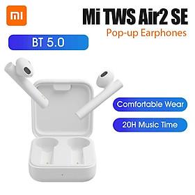 Xiaomi Mi Air2 SE TWS True Wireless Earphones BT 5.0 Pop-up Headset Sports Business Mini Earbuds 20H Music Time SBC AAC