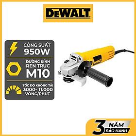 Máy mài cầm tay 950W-100mm Dewalt DWE4118-B1