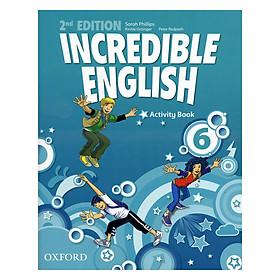 Incredible English 6: Activity Book