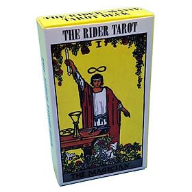 Bộ Thẻ Tarot Bằng Tiếng Anh