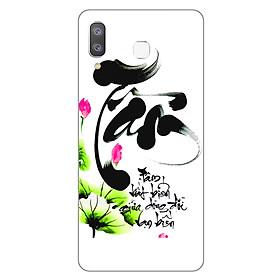Ốp lưng dành cho điện thoại Samsung Galaxy A7 2018/A750 - A8 STAR - A9 STAR - A50 - Tâm
