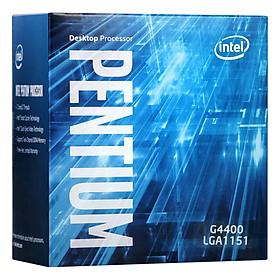 Bộ Vi Xử Lý CPU Intel Pentium G4400 (3.30Ghz/ 3MB) - Hàng Chính Hãng
