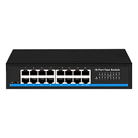 16 Port Fast Ethernet Switch