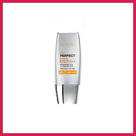 LOREAL UV PERFECT BBMAX ADVANCED 12HL UV PROTECTOR SPF50 PA++++ 30ML