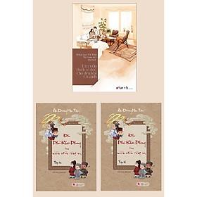 Combo Tiểu Thuyết Ăn Khách: Em Vốn Thích Cô Độc, Cho Đến Khi Có Anh + Đến Phủ Khai Phong Làm Nhân Viên Công Vụ (Tập 8A + 8B) / Top Sách Văn Học Hay