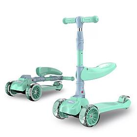 Xe trượt scooter gấp gọn