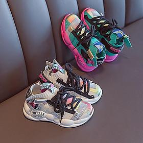 Giày thể thao năng động cho bé nhiều màu sắc
