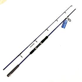 Cần câu cá Daiwa D-Blue Cần 2 khúc máy đứng 2m13, 2m44, 2m74, 3m05