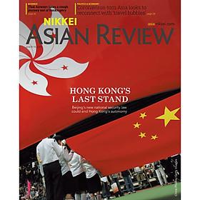 [Download Sách] Nikkei Asian Review: Hong Kong's Last Stand - 23.20 - Tạp chí kinh tế nước ngoài, June 4,2020