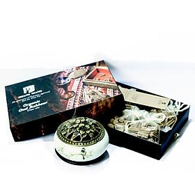 Trầm viên của Hoàng Giang- tinh hoa Trầm việt (60g/ hộp)