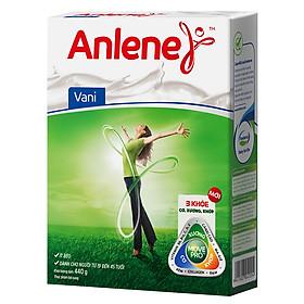 Sữa Bột Anlene Movepro Hương Vanilla (Hộp Giấy 440g)