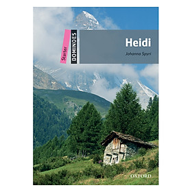 Dominoes Second Edition Level Starter - Heidi