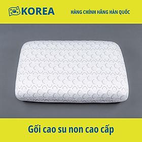 Gối cao su non nóng lạnh theo mùa – Hàng chính hãng Mehome Hàn Quốc - 2 mặt nóng lạnh 4 mùa ngủ ngon (MP-035)