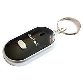 Công cụ tìm chìa khóa, công cụ tìm móc chìa khóa, còi cảm ứng còi báo động chống mất máy rung nhấp nháy