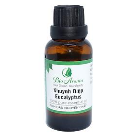 Tinh dầu khuynh diệp (Bạch đàn) - Eucalyptus 50ml | Bio Aroma