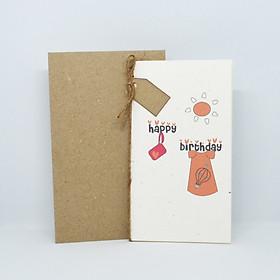Thiệp sinh nhật imFRIDAY BIR10
