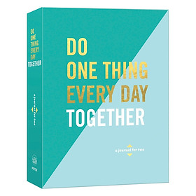Do One Thing Every Day Together: A Journal for Two (Do One Thing Every Day Journals)