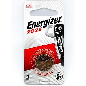 Pin Cr2025 Energizer 3V vỉ 1 viên