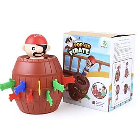 Quà tặng đồ chơi hải tặc độc đáo mẫu mới cho bé - Trò chơi đội nhóm vui độc lạ