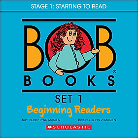 Bob Books Set 1 : Beginning Readers (Boxed Set)