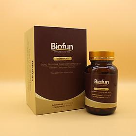 Thực phẩm chức năng bảo vệ sức khỏe Viên nang đông trùng hạ thảo Việt Nam Biofun