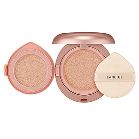 Kem Phấn Nền 2 Lần Che Phủ Laneige Layering Cover Cushion & Concealing Base (16.5g)