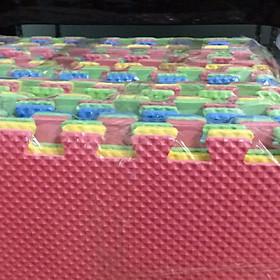Bộ thảm xốp nhiều màu combo 6 miếng