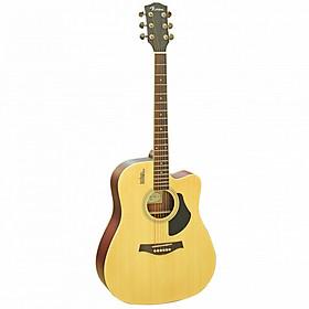 Đàn Guitar Acoustic Rosen G11NA (Gỗ Thịt - Solid top)