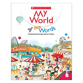 My World Of Words (With Cd)