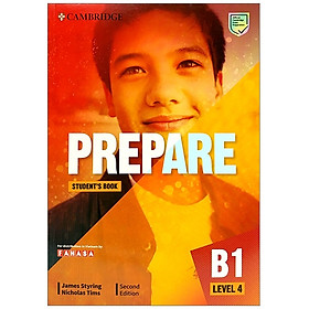 Prepare B1 Level 4 Student's Book