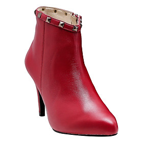 Giày Bốt Nữ Da Thật Gosto Diva GS0000316REG (Đỏ)