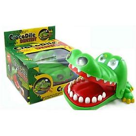 Trò Chơi Khám Răng Cá Sấu (Tiêu Chuẩn)