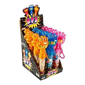 Kẹo đồ chơi Kidsmania RPS Búa Kéo Bao 11gr (Màu ngẫu nhiên)