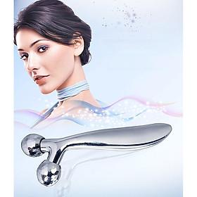 Face-lift Roller Massager Y Shape Roller Massager Face Massage Instrument Beauty Tool
